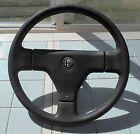 """Alfa Romeo MILANO / 75 Used Original 15"""" STEERING WHEEL, ALPHA, Vintage"""