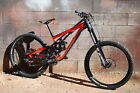 Scott Gambler DH Downhill 730 With Lots of Upgrades Low Usage Boxxer SRAM 2016