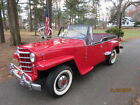 1950 Willys Jeepster  1950 WILLYS-OVERLAND JEEPSTER