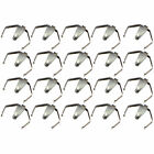 Lot Of 20 Remote Keyless Key Replacement Battery Batteries Clip Clips For GM