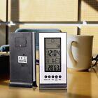 Digital Alarm Calendar Temperature Humidity Meter Hygrometer Weather Station Kit