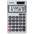 Casio SL300VE Solar Powered Standard Function Calculator New 8-Digit