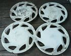 Ford Aspire Stock Hub Cap Hubcaps Complete Set