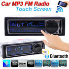 """2.5"""" 1 DIN Car Bluetooth MP3 Player FM/USB/SD Stereo Touch Screen Radio In-Dash"""