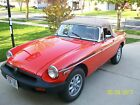 1978 MG MGB MGB Stripes 1978 MG MGB Convertible clean title
