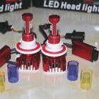 980W 147000LM CREE LED Headlight Kit H13 9008 Hi / Lo Beam 6000K White BulbsPair