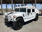 2000 Hummer H1  2000 Hummer H1 4X4 6.5L Diesel White