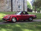 1987 Alfa Romeo Spider  87 Alfa Romeo Spider - garage find! 90% original, FULLY DOCUMENTED, SUPER CLEAN!