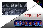 Nixie Clock KIT PCB + IC IN-12 Alarm RGB BACKLIGHT (compact)