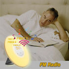 Wake-Up Light Colored Sunrise Alarm Clock USB Charger Smart Snooze Touch Control