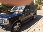 2011 Land Rover Range Rover Sport HSE Sport Luxury 2011 Range Rover HSE Sport Luxury Model 5.0L 375HP SUV AWD V8 Leather Seats