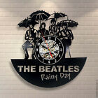 The Beatles_Exclusive wall clock made of vinyl record_GIFT_DECOR