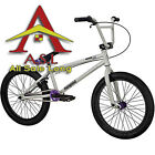 "20"" Mongoose Mode Boys' Aluminum Bike Single Speed Steel Bicycle Frame Gray NEW"