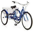 26' Schwinn Meridian Adult Tricycle, Cherry