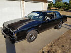 1987 Buick Grand National Grand National 1987 BUICK GRAND NATIONAL