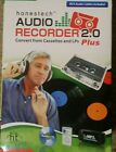 Honestech Audio Recorder 2.0 Plus. Brand New