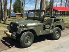 1967 Willys M38A1  1967 M38A1 Canadian Forces Jeep