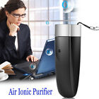 Auto Car Computer Fresh Air Ionic Purifier Oxygen Bar Ozone Lonizer Cleaner Disk