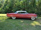 1955 Cadillac DeVille  1955 cadilac coupe