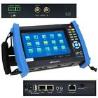 7inch IP CCTV Tester Monitor AHD Camera Tester ONVIF 1080P/PTZ/POE/Cable Z0L8