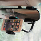 Hot Auto Rear View Mirror Phone Stand Cradle Mobile Smart Phone Mount Holder GPS