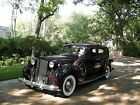 1938 Packard 1608-1135  1938 Packard Twelve 4-door Limousine