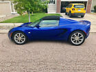 2006 Lotus Elise Touring Package 2006 Lotus Elise convertible 6-speed with Touring Package