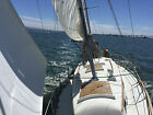 Bristol 32 Ketch blue water (offshore) sailboat