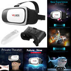 2nd VR BOX Google Cardboard Headset Virtual Reality 3D Glasses for Smart Phones