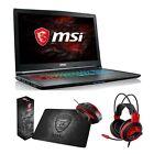 """MSI GF72VR 7RF-650 17.3"""" FHD 120Hz (3ms) Core i7-7700HQ GTX 1060 Gaming Laptop"""
