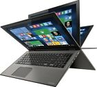 Toshiba Satellite, 64bit, windows 10, touch screen tablet/pc