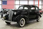 1937 Chevrolet Other -- 1937 Chevrolet Master Deluxe  63745 Miles Black Coupe 6 Cylinder Manual