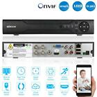 KKmoon 1080N/720P 4CH AHD DVR HVR NVR Security System for CCTV Camera P2P K9E6