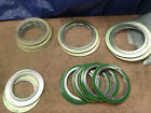 "GARLOCK B16.20 FLEXSEAL gasket ( 304-FG 150FG 2-3"" 3-4 "" ) mix match set"