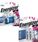 Energizer Ultimate Lithium AA Batteries - World's Longest-Lasting - 10 pack