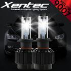 XENTEC LED Headlight kit 488W 48800LM 9007 HB5 6000K 2003-2005 Dodge Ram 2500