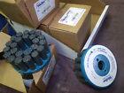 "Weiler Nylox Disk Brush 4"" 7/8 arbor nylon .040 120 grit nylon FREE ship after 1"