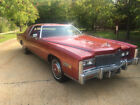 1976 Cadillac Eldorado  low mile free shipping classic vintage luxury cruiser eldo cheap clear collector