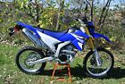 2015 Yamaha WR  Yamaha WR250  Mint condition Only 19 Total Miles  $399 Shipping Available