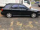 2002 Subaru WRX Impreza 2002 Subaru Impreza WRX Sport Wagon...fast...rare...AWD...TURBO!!!