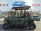 NEW 2017 Kawasaki Mule Pro FXT EPS  DEMO 6 pass * 3 year Warr * INCLUDES ROOF!