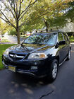 2004 Acura MDX  2004 ACURA MDX Touring SUV - 3rd ROW SEATS, AWD, EXCELLENT CONDITION, CARFAX