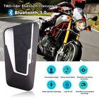 1000M Motorcycle Helmet Bluetooth Intercom Bicycle Wireless Waterproof Headset