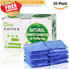 Natural Air Purifier and Diaper Pail Deodorizer Bamboo Carbon Filters/Bamboo...