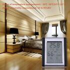 Indoor LCD Digital Temperature Humidity Monitor Meter  Hygrometer Thermometer