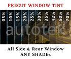 PreCut All Side + Rear Window Premium Film Any Tint Shade % for All Toyota Yaris