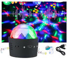 Portable Sound Activated Rechargeable DJ Party Light