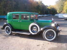 1929 Packard Model 633 Club Sedan Packard 1929 Club Sedan  Model 633