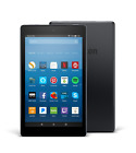 "New Fire HD 8 Tablet with Alexa, 8"" HD Display, 16 GB, with Special offers-BLACK"