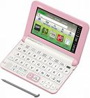 CASIO electronic dictionary Data Plus 6 high school model XD-Y4800PK pink c